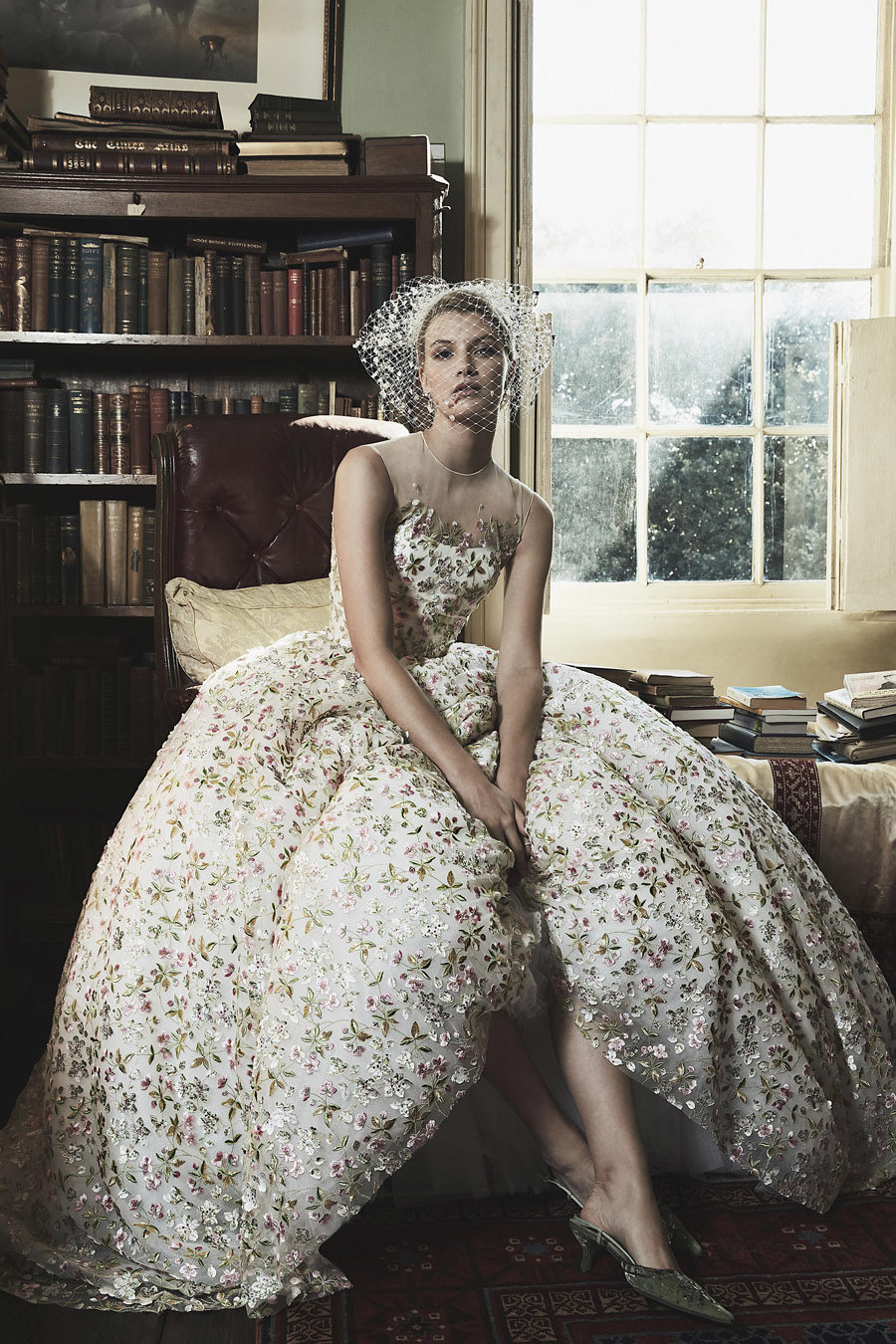 Wedding gowns UK 2019 Phillipa Lepley on English Wedding Blog (25)