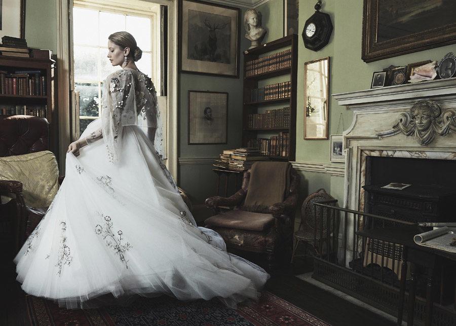 Wedding gowns UK 2019 Phillipa Lepley on English Wedding Blog (27)