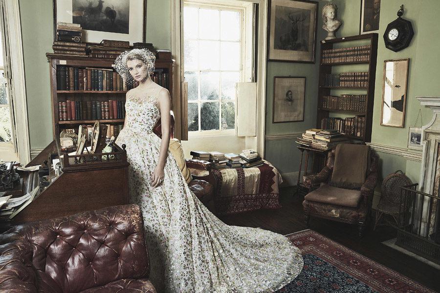 Wedding gowns UK 2019 Phillipa Lepley on English Wedding Blog (29)