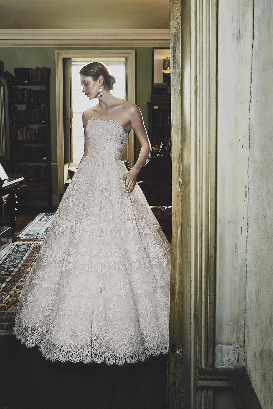 Wedding gowns UK 2019 Phillipa Lepley on English Wedding Blog (32)