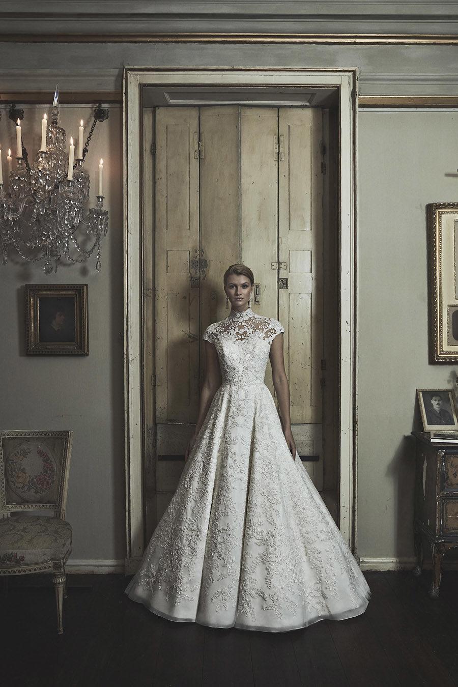 Wedding gowns UK 2019 Phillipa Lepley on English Wedding Blog (34)