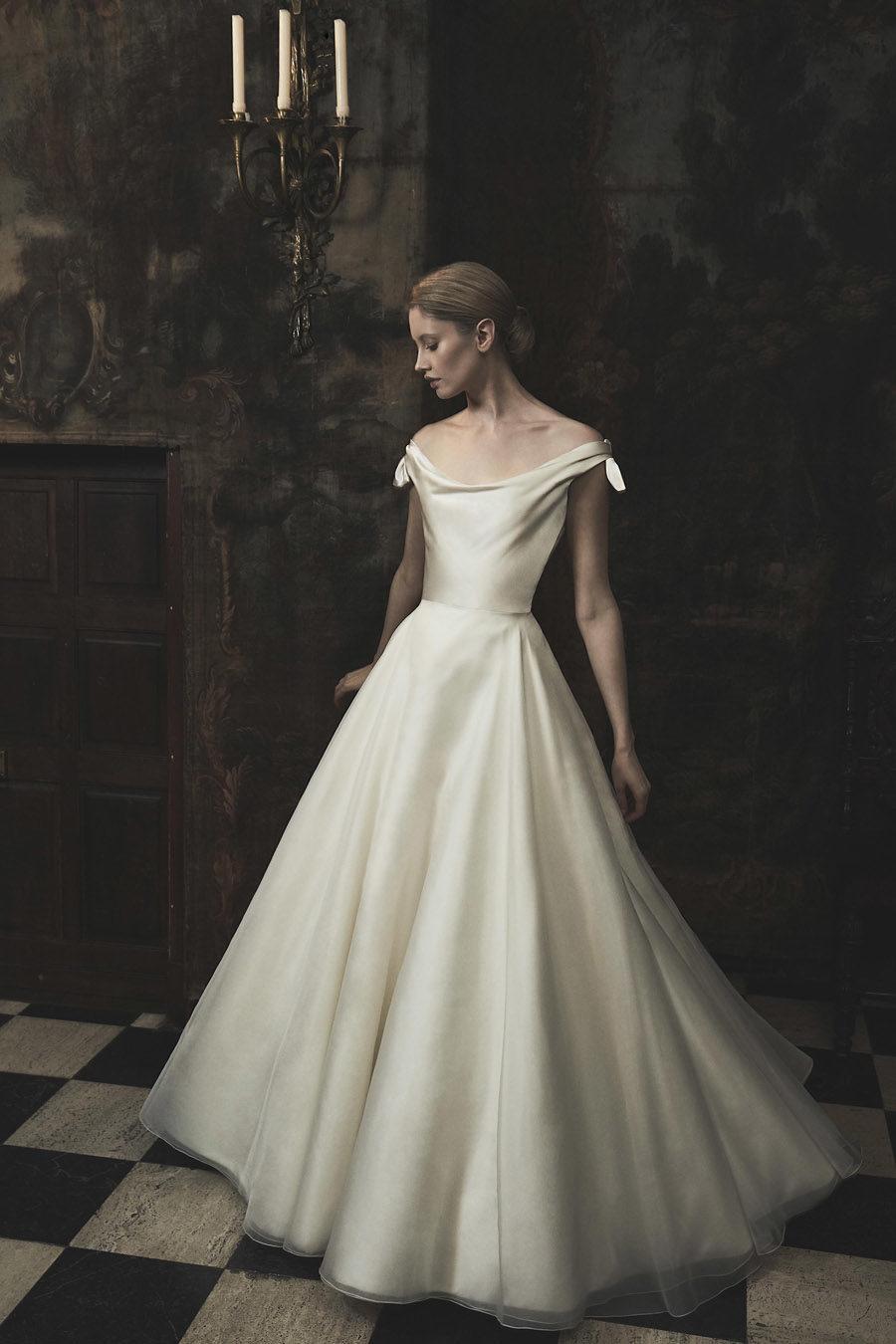 Wedding gowns UK 2019 Phillipa Lepley on English Wedding Blog (36)