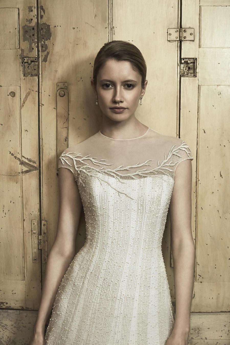 Wedding gowns UK 2019 Phillipa Lepley on English Wedding Blog (37)