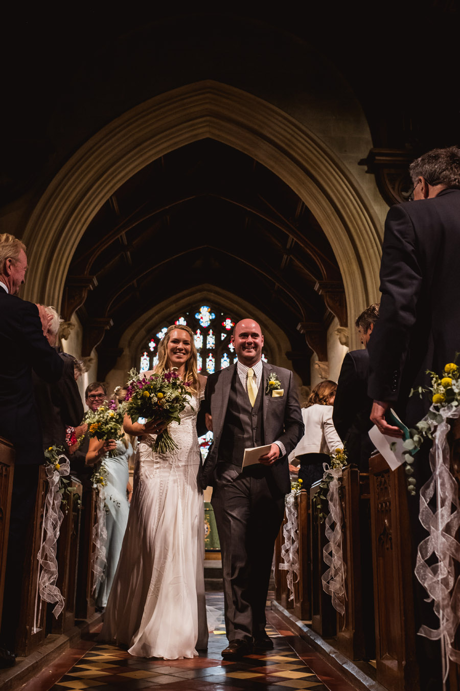 Farm wedding in Dorset full of DIY styling ideas, images by Dorset wedding photographer Robin Goodlad Photography (16)