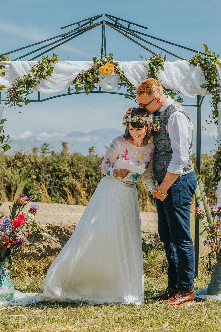 festival wedding tips and advice from Wild Tipi Cornwall for the English Wedding Blog (11)