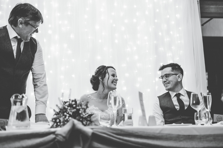 A gorgeous snowy wedding at Higher Trapp Country House Hotel with Rachel Joyce Photography (35)