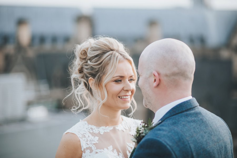 Gorgeous candlelit wedding ceremony on English Wedding blog, image credit Sarah Millington Photography (28)