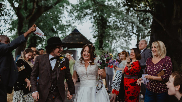 DIY vintage wedding in Huddersfield 2018, with Stevie Jay Photography (10)