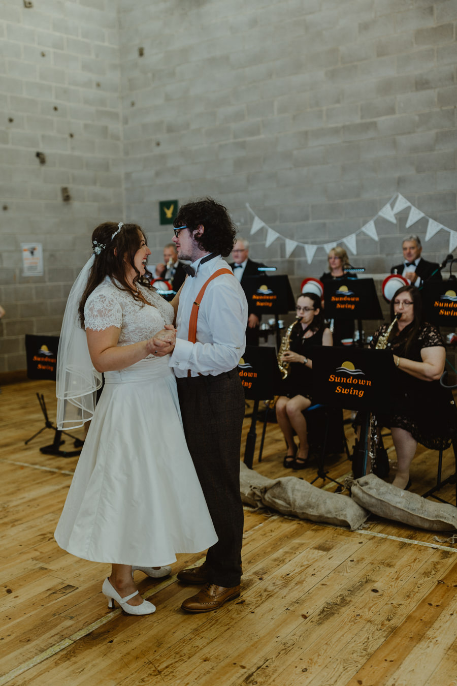 DIY vintage wedding in Huddersfield 2018, with Stevie Jay Photography (18)