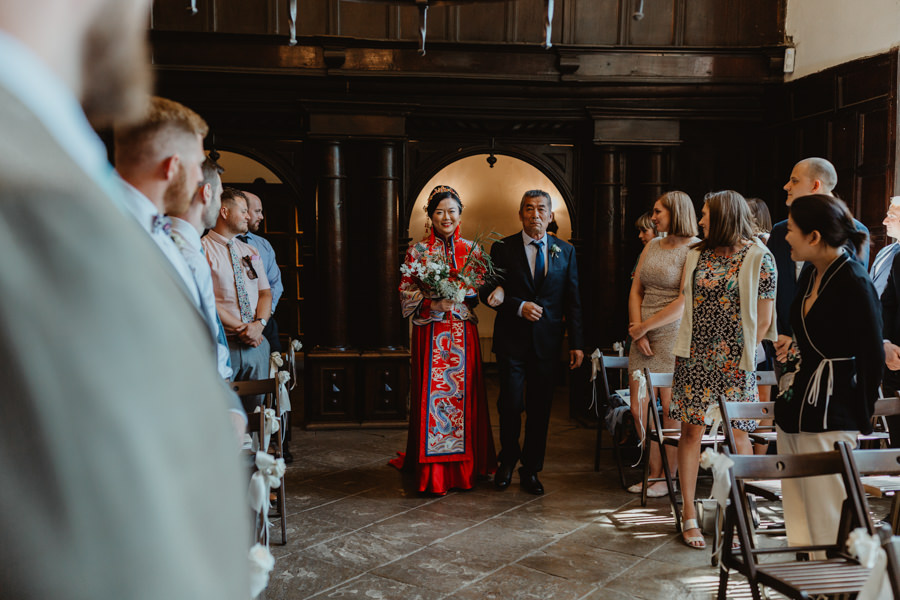 Siren and Greg's gorgeous Oakwell Hall wedding, image credit Stevie Jay Photography (11)