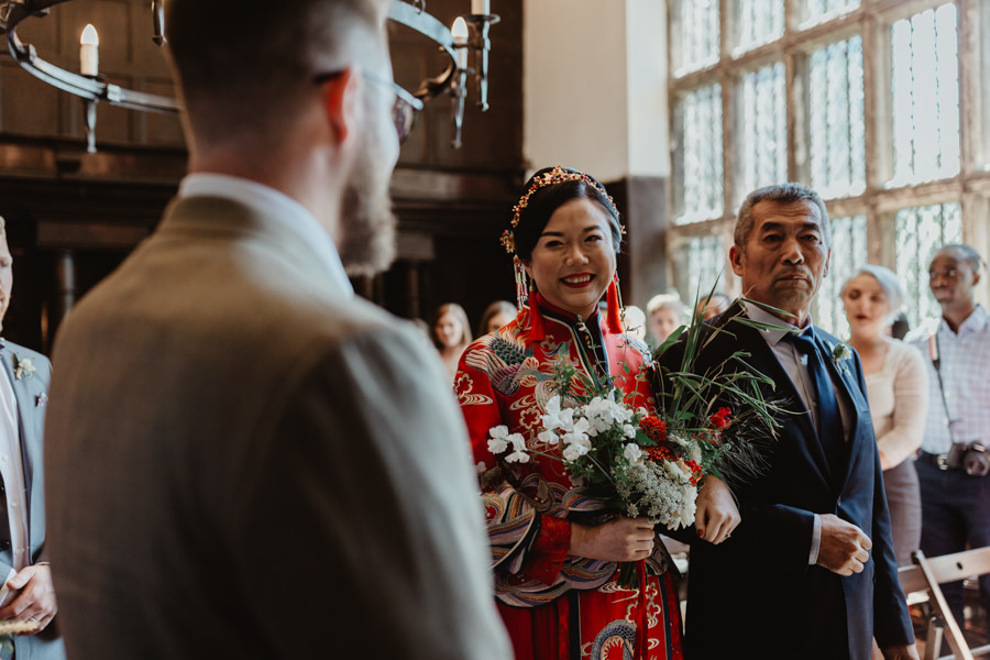 Siren and Greg's gorgeous Oakwell Hall wedding, image credit Stevie Jay Photography (12)
