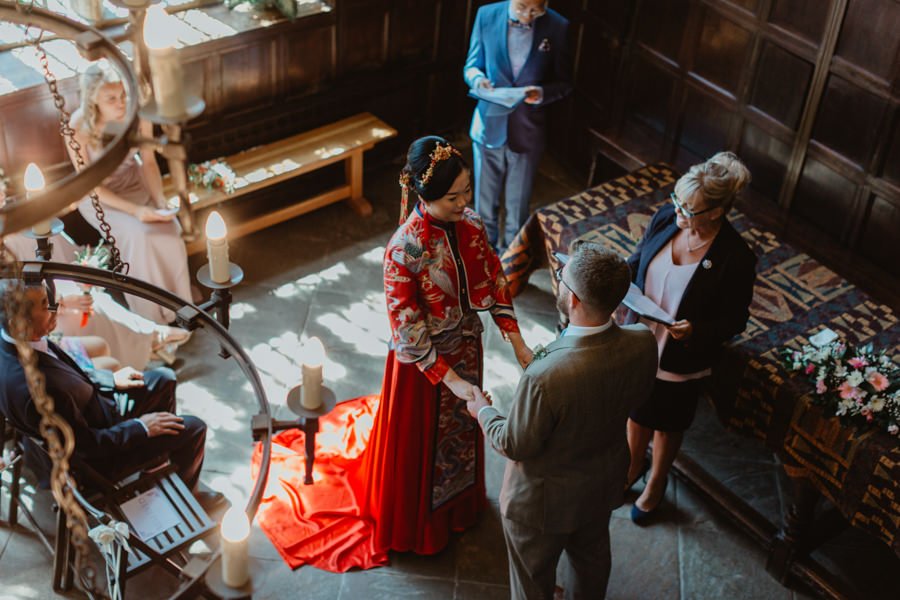 Siren and Greg's gorgeous Oakwell Hall wedding, image credit Stevie Jay Photography (13)
