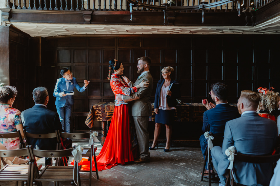 Siren and Greg's gorgeous Oakwell Hall wedding, image credit Stevie Jay Photography (15)