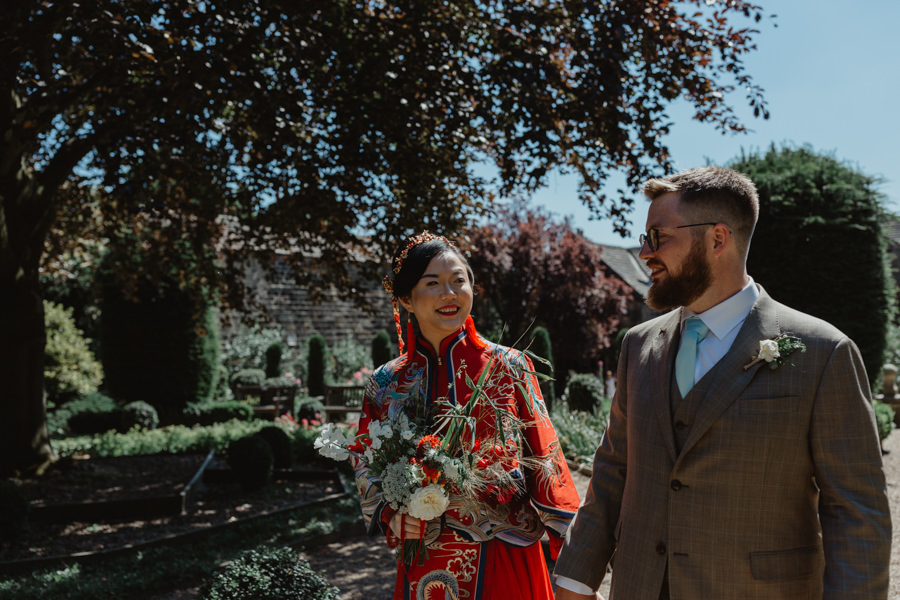 Siren and Greg's gorgeous Oakwell Hall wedding, image credit Stevie Jay Photography (18)