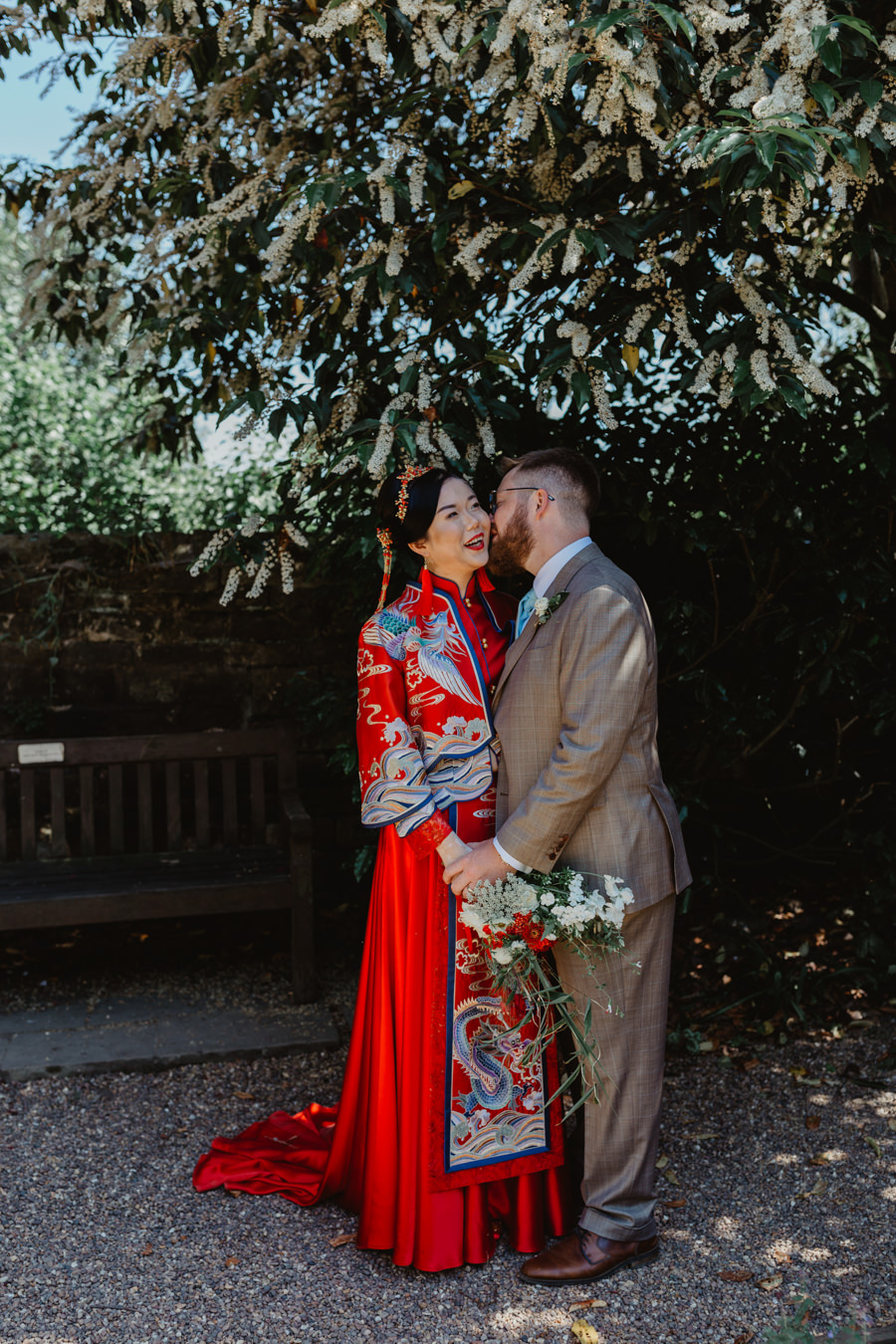 Siren and Greg's gorgeous Oakwell Hall wedding, image credit Stevie Jay Photography (19)