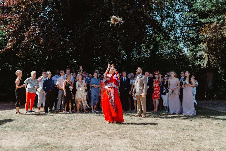 Siren and Greg's gorgeous Oakwell Hall wedding, image credit Stevie Jay Photography (21)
