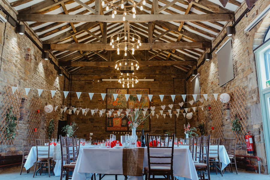 Siren and Greg's gorgeous Oakwell Hall wedding, image credit Stevie Jay Photography (24)