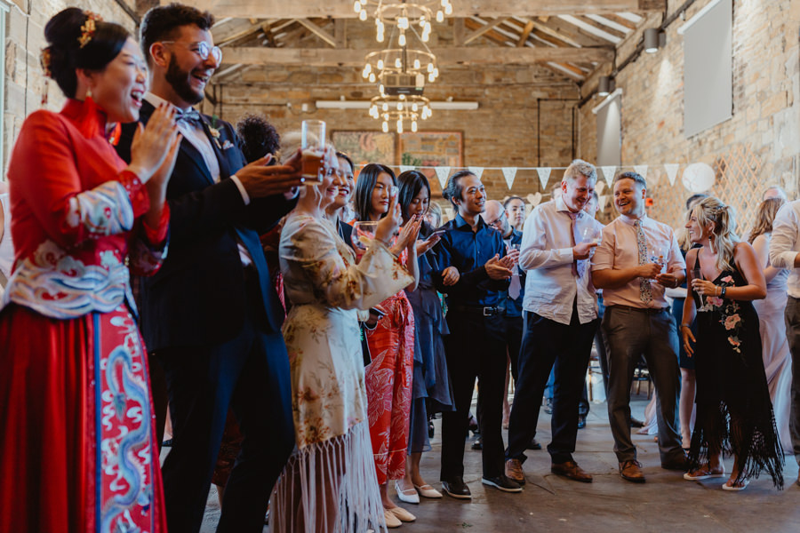 Siren and Greg's gorgeous Oakwell Hall wedding, image credit Stevie Jay Photography (41)