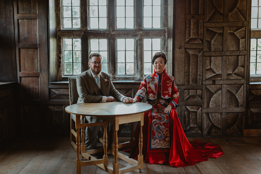 Siren and Greg's gorgeous Oakwell Hall wedding, image credit Stevie Jay Photography (43)