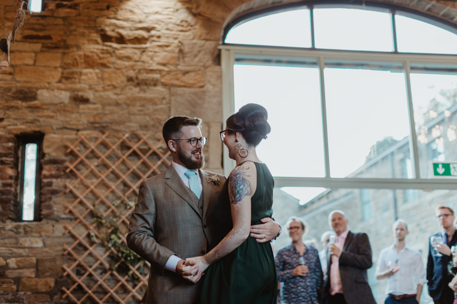 Siren and Greg's gorgeous Oakwell Hall wedding, image credit Stevie Jay Photography (47)