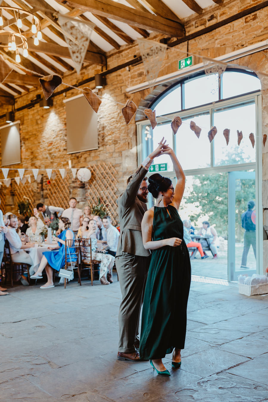 Siren and Greg's gorgeous Oakwell Hall wedding, image credit Stevie Jay Photography (48)