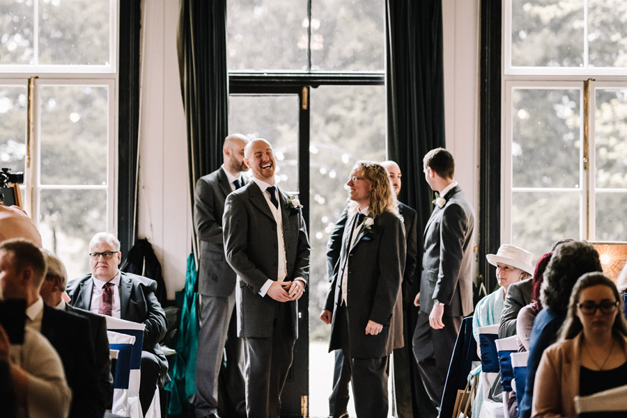 Peacock wedding styling ideas at Larmer Tree Gardens, image credit Oobaloos Photography (8)