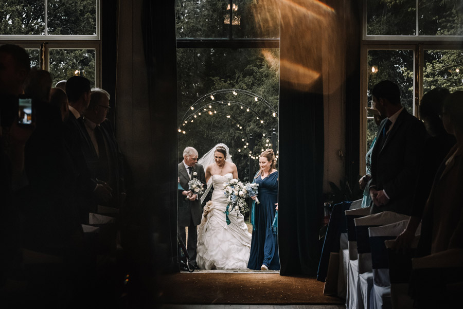 Peacock wedding styling ideas at Larmer Tree Gardens, image credit Oobaloos Photography (11)