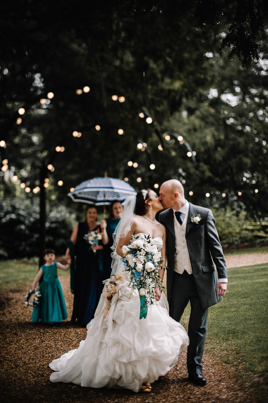 Peacock wedding styling ideas at Larmer Tree Gardens, image credit Oobaloos Photography (15)