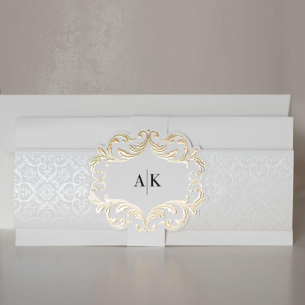 Elegant wedding invitations UK design Polina Perri (10)