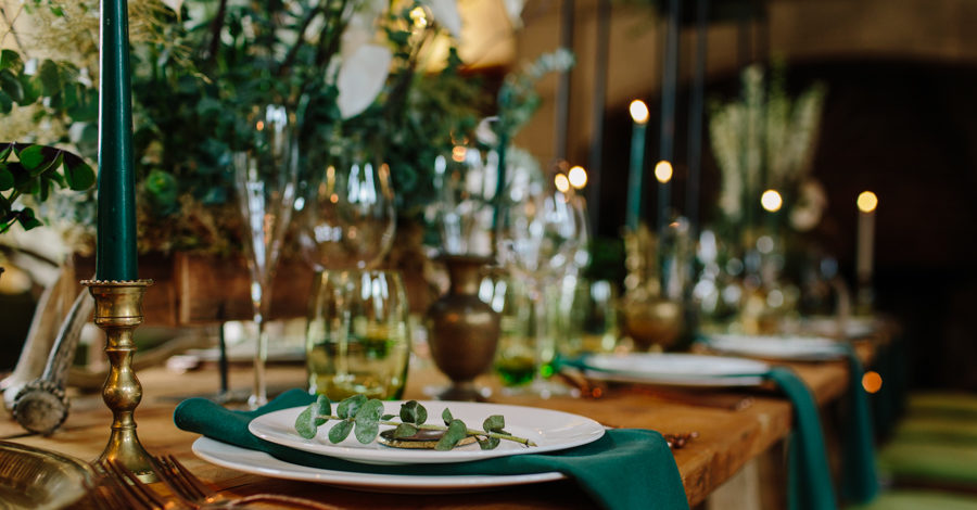 winter woodland wedding inspiration blog, images by Hayley Rose Photography (3)