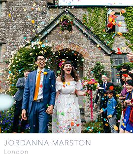 london wedding photographer Jordanna Marston
