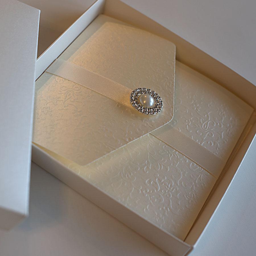 Elegant wedding invitations UK design Polina Perri (6)
