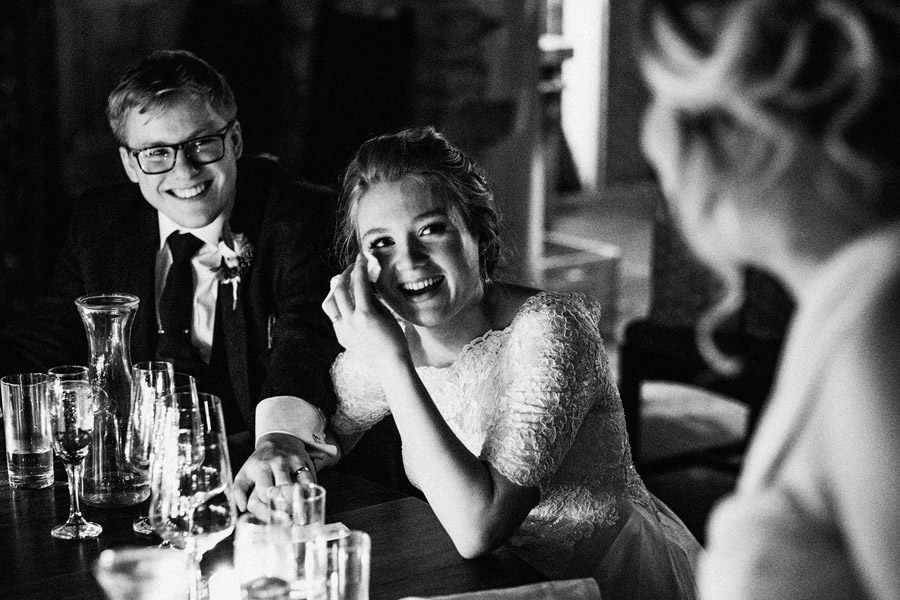 Beautiful photography of a December wedding in candlelight at the Star Inn Harome, photos by York Place Studios (31)