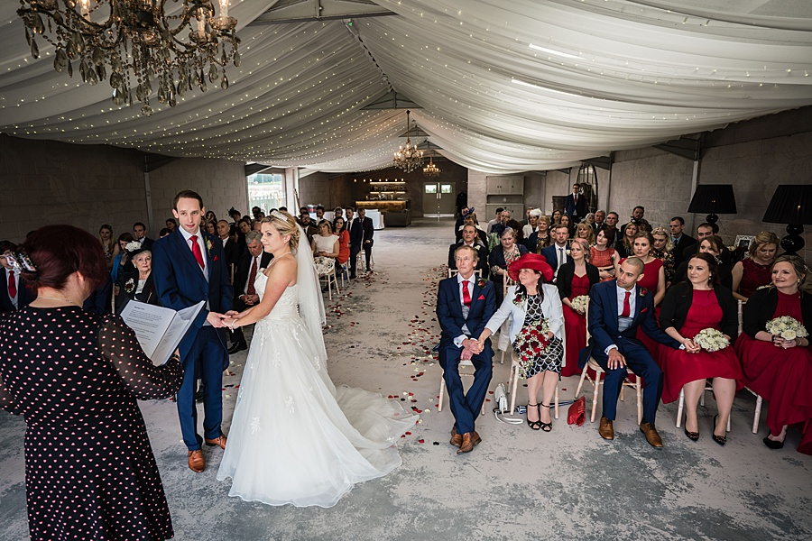 A beautiful barn wedding space - Axnoller Barn in Dorset, with Linus Moran Photography (34)