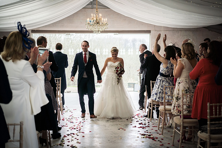 A beautiful barn wedding space - Axnoller Barn in Dorset, with Linus Moran Photography (36)