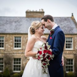Gavin and Michelle's beautiful West Axnoller Farm wedding in Dorset, with Linus Moran Photography