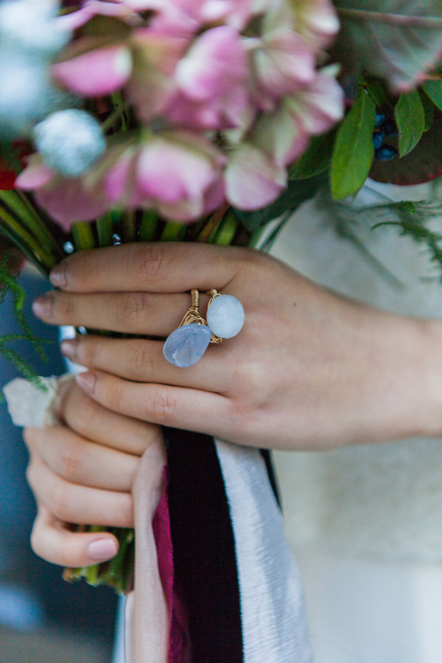 Moody Nordic wedding style ideas created in London, with images by Amanda Karen Photography (12)