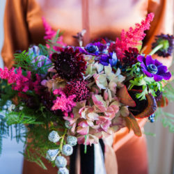 Moody Nordic Elegance – alternative wedding styling at The Harcourt with Amanda Karen Photography
