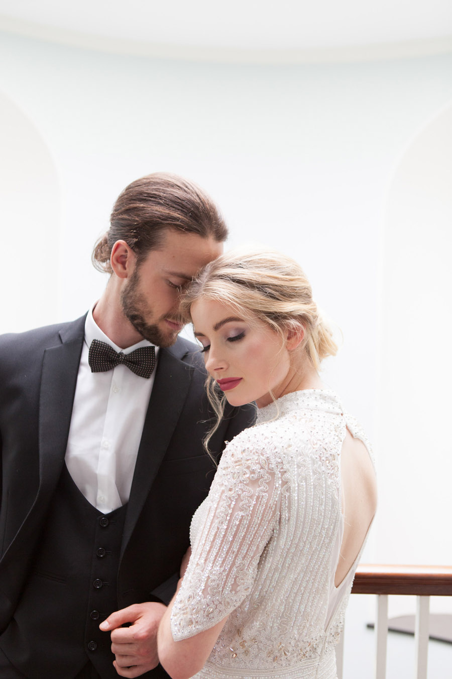 Elegant and timeless wedding look for 2019 brides and grooms, image credit Amanda Karen Photography (34)