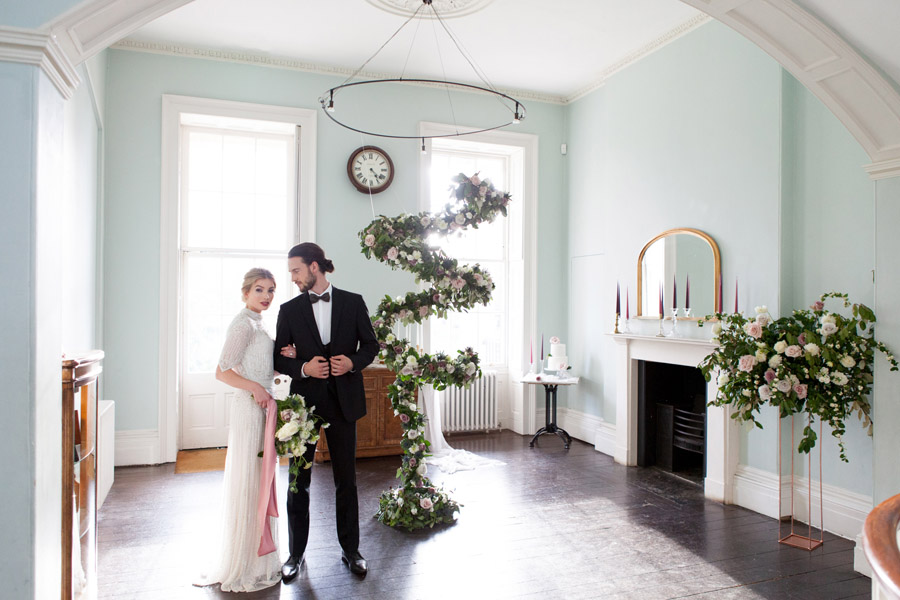 Elegant and timeless wedding look for 2019 brides and grooms, image credit Amanda Karen Photography (36)