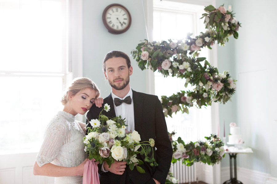 Elegant and timeless wedding look for 2019 brides and grooms, image credit Amanda Karen Photography (37)