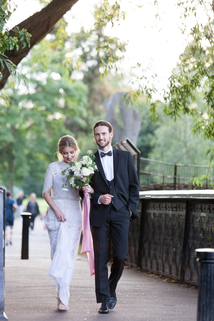 Elegant and timeless wedding look for 2019 brides and grooms, image credit Amanda Karen Photography (41)