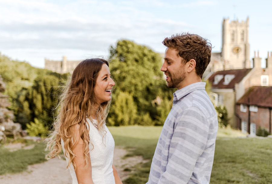 Do you really need an engagement shoot? Here's why it helps, with Robin Goodlad Photography in Dorset (12)