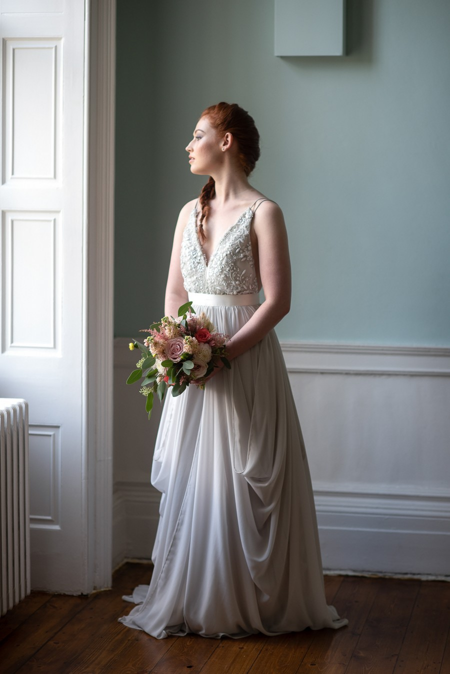 Beautiful fairytale wedding ideas from Clissold Park on English Wedding. Image credit Eva Tarnok Photography (7)