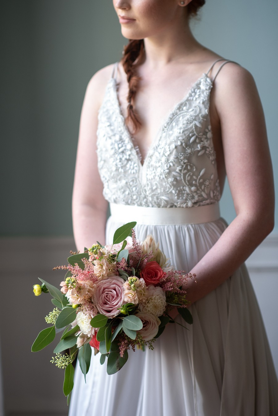 Beautiful fairytale wedding ideas from Clissold Park on English Wedding. Image credit Eva Tarnok Photography (8)