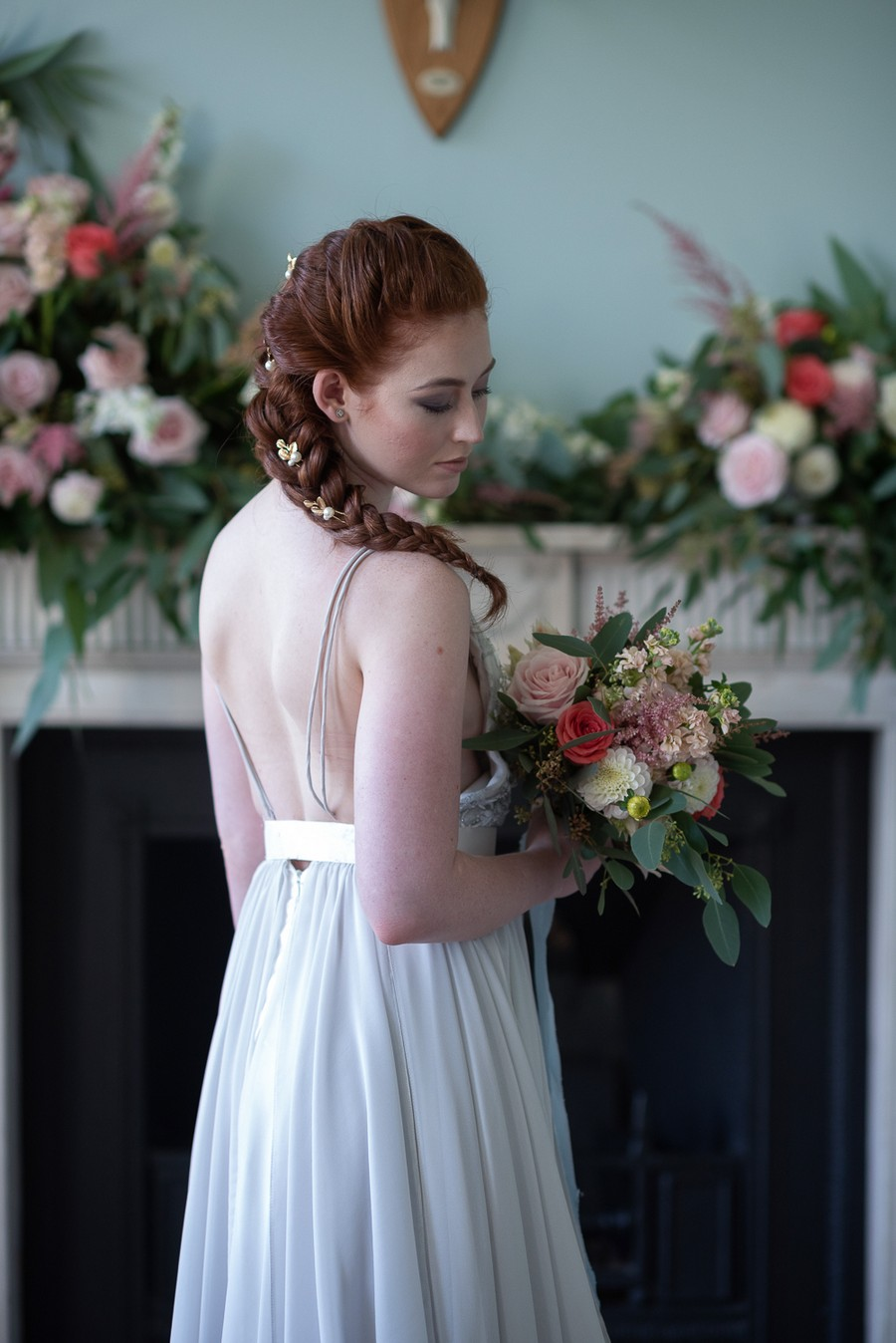 Beautiful fairytale wedding ideas from Clissold Park on English Wedding. Image credit Eva Tarnok Photography (17)