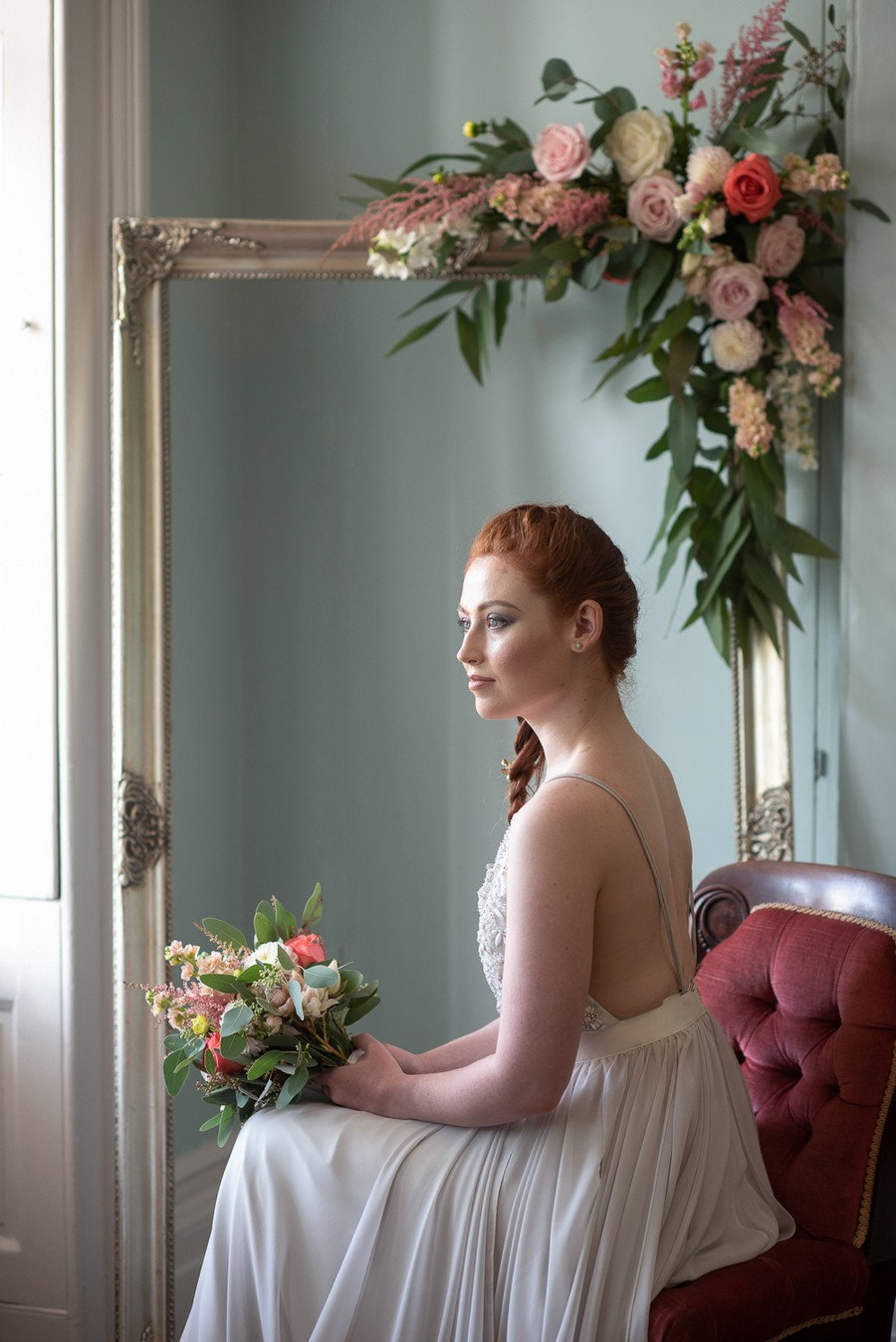 Beautiful fairytale wedding ideas from Clissold Park on English Wedding. Image credit Eva Tarnok Photography (21)