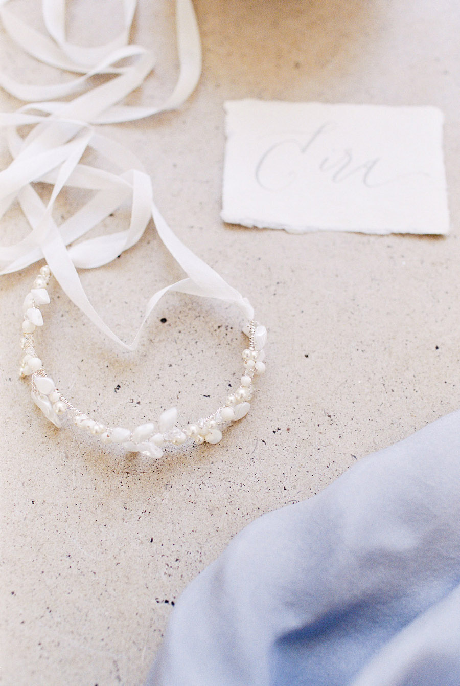 Unique wedding accessories and jewellery by Clare Lloyd in Somerset (4)
