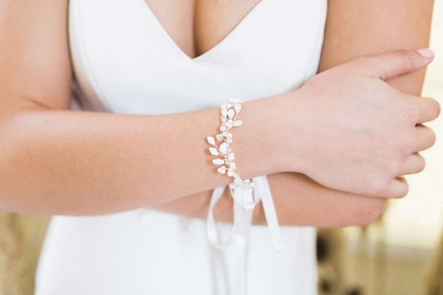 Unique wedding accessories and jewellery by Clare Lloyd in Somerset (7)