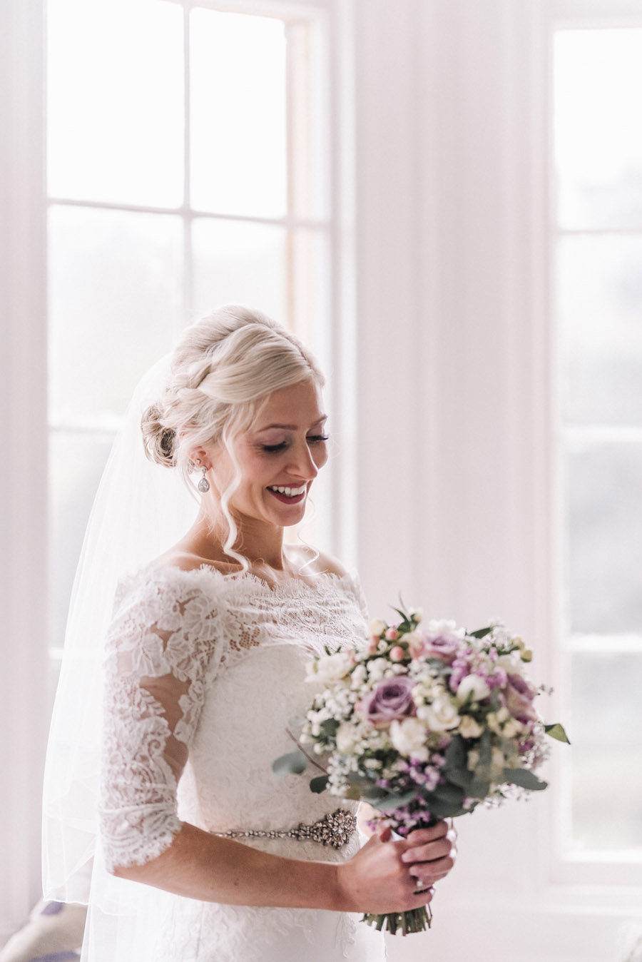 Classy rustic wedding styling at Dumbleton Hall with Oobaloos Photography (8)